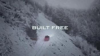 2014 Jeep Cherokee Sport TV Spot, \'Ready\'