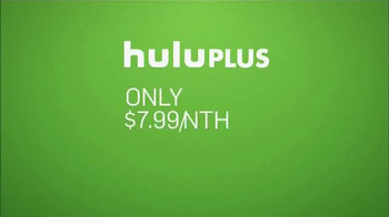 Hulu Plus TV Spot, 'Much More' - Thumbnail 8