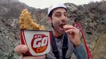 KFC Go Cup TV Spot, 'Extreme Sports' - Thumbnail 1