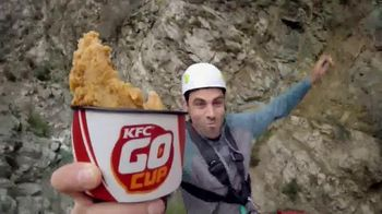 KFC Go Cup TV Spot, 'Extreme Sports' - Thumbnail 2