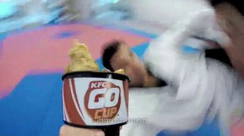 KFC Go Cup TV Spot, 'Extreme Sports' - Thumbnail 4