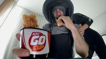 KFC Go Cup TV Spot, 'Extreme Sports' - Thumbnail 5