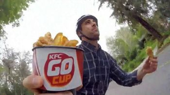 KFC Go Cup TV Spot, 'Extreme Sports' - Thumbnail 6