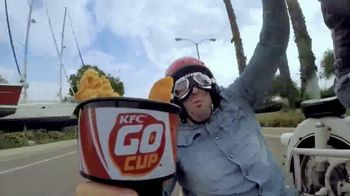 KFC Go Cup TV Spot, 'Extreme Sports' - Thumbnail 7