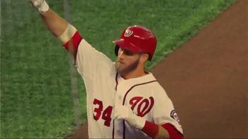 Major League Baseball TV Spot, 'Bryce Harper: Looks Like a Legend' - 167 commercial airings