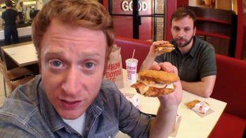KFC Double Down TV Spot, 'It's Back'