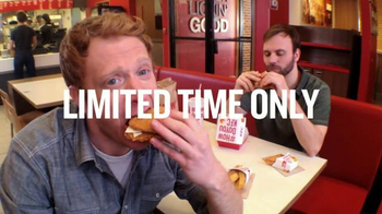 KFC Double Down TV Spot, 'It's Back' - Thumbnail 9