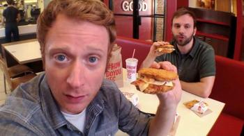 KFC Double Down TV Spot, 'It's Back' - Thumbnail 4