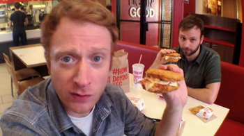 KFC Double Down TV Spot, 'It's Back' - Thumbnail 5