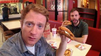 KFC Double Down TV Spot, 'It's Back' - Thumbnail 6