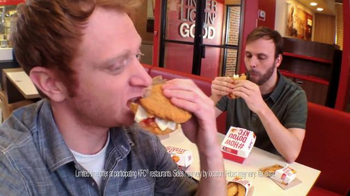 KFC Double Down TV Spot, 'It's Back' - Thumbnail 7