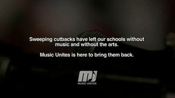 Music Unites TV Spot - Thumbnail 2