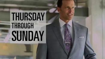 JoS. A. Bank TV Spot, 'April 2014 $199 Suit Event' - Thumbnail 1