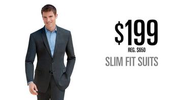 JoS. A. Bank TV Spot, 'April 2014 $199 Suit Event' - Thumbnail 3
