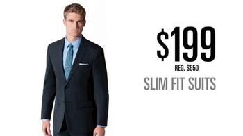 JoS. A. Bank TV Spot, 'April 2014 $199 Suit Event' - Thumbnail 4