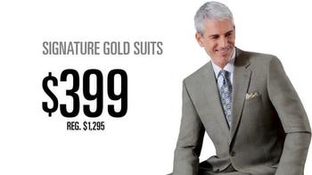 JoS. A. Bank TV Spot, 'April 2014 $199 Suit Event' - Thumbnail 7