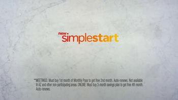 Weight Watchers SimpleStart TV Spot, 'Jump Start Your Summer' - Thumbnail 9
