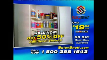 Spicy Shelf TV Spot - Thumbnail 10