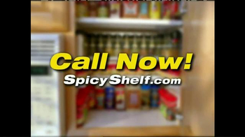 Spicy Shelf TV Spot - Thumbnail 8