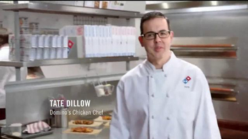 Domino's Pizza Specialty Chicken TV Spot, 'Failure is an Option' - Thumbnail 5