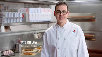 Domino's Pizza Specialty Chicken TV Spot, 'Failure is an Option' - Thumbnail 6