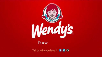 Wendy's Right Price Right Size Menu TV Spot, 'Smile' - Thumbnail 9