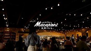 Romano's Macaroni Grill Spring Tasting Menu TV Spot
