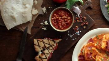 Romano's Macaroni Grill Spring Tasting Menu TV Spot - Thumbnail 3