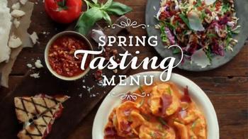 Romano's Macaroni Grill Spring Tasting Menu TV Spot - Thumbnail 6