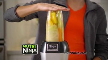 NutriNinja TV Spot