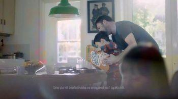 Kellogg's TV Spot, 'Breakfasts of Every Kind'