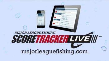 Major League Fishing TV Spot, 'Score Tracker Live'