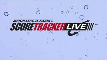 Major League Fishing TV Spot, 'Score Tracker Live' - Thumbnail 2