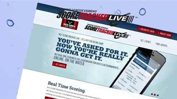 Major League Fishing TV Spot, 'Score Tracker Live' - Thumbnail 3