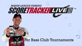 Major League Fishing TV Spot, 'Score Tracker Live' - Thumbnail 4