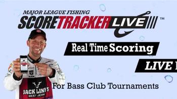 Major League Fishing TV Spot, 'Score Tracker Live' - Thumbnail 5