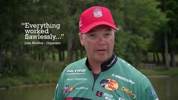 Major League Fishing TV Spot, 'Score Tracker Live' - Thumbnail 6