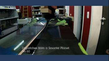 IBM TV Spot, 'Skis Made With Data' Featuring Eric-Jan Kaak - Thumbnail 1