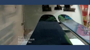 IBM TV Spot, 'Skis Made With Data' Featuring Eric-Jan Kaak - Thumbnail 3