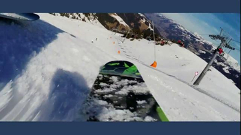 IBM TV Spot, 'Skis Made With Data' Featuring Eric-Jan Kaak - Thumbnail 6