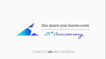 The More You Know TV Spot Featuring Yvette Nicole Brown - Thumbnail 10