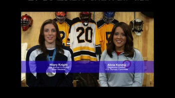 Kids Eat Right TV Spot, 'USA Women's Hockey'