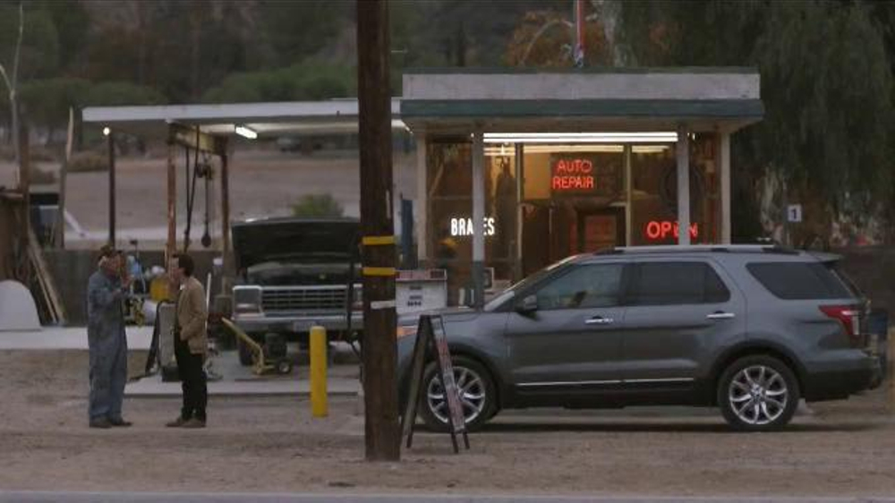Motel 6 TV Commercial, 'Gas Station'