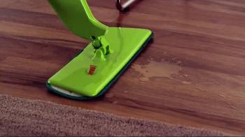 Libman Freedom Spray Mop & Floor Cleaner TV Spot - Thumbnail 7