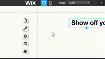 Wix.com TV Spot, 'Show Off Your Business' - Thumbnail 3
