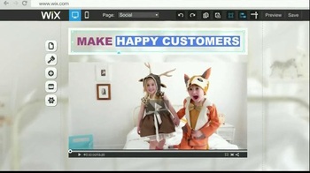 Wix.com TV Spot, 'Show Off Your Business' - Thumbnail 7