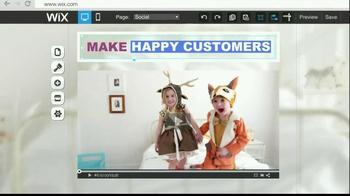 Wix.com TV Spot, 'Show Off Your Business' - Thumbnail 7