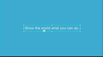 Wix.com TV Spot, 'Show Off Your Business' - Thumbnail 9