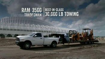 Ram Commercial Truck Season TV Spot