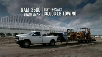 Ram Commercial Truck Season TV Spot - 1837 commercial airings